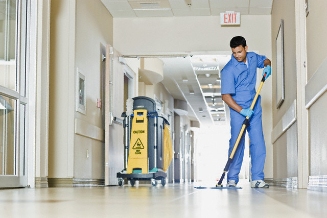 Commercial Cleaning King Of Prussia Valley Forge Pa